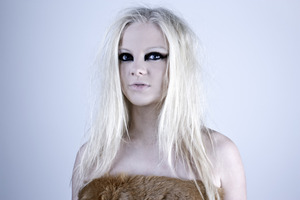 Model: Rebecca Howard Photographer & Make-Up: Simone Kelly  © Simone Kelly, 2012 Moral Rights Asserted.