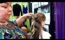 1033 Main Salon & Spa: Quick & Easy Half Updo Hair Bow
