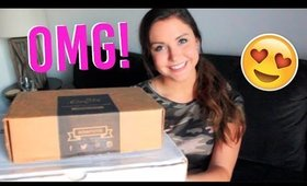 Cute Cratejoy Unboxing! Haul of monthly beauty, electronic, and lifestyle products!