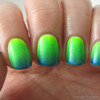 China Glaze Wave Runner