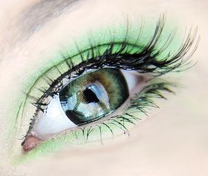 Barbie Dejavu 3 Tone Green lenses