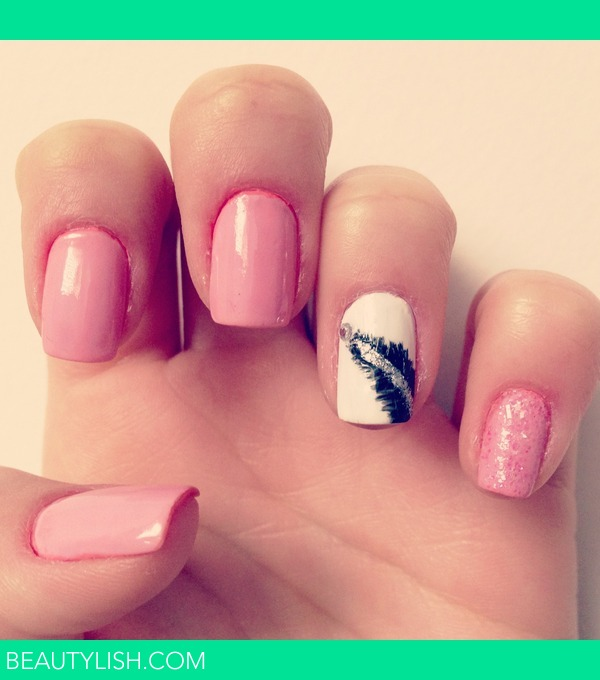 Small Nails Bruna V S Photo Beautylish