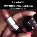 MAC Cosmetics Amplified Creme Lipstick