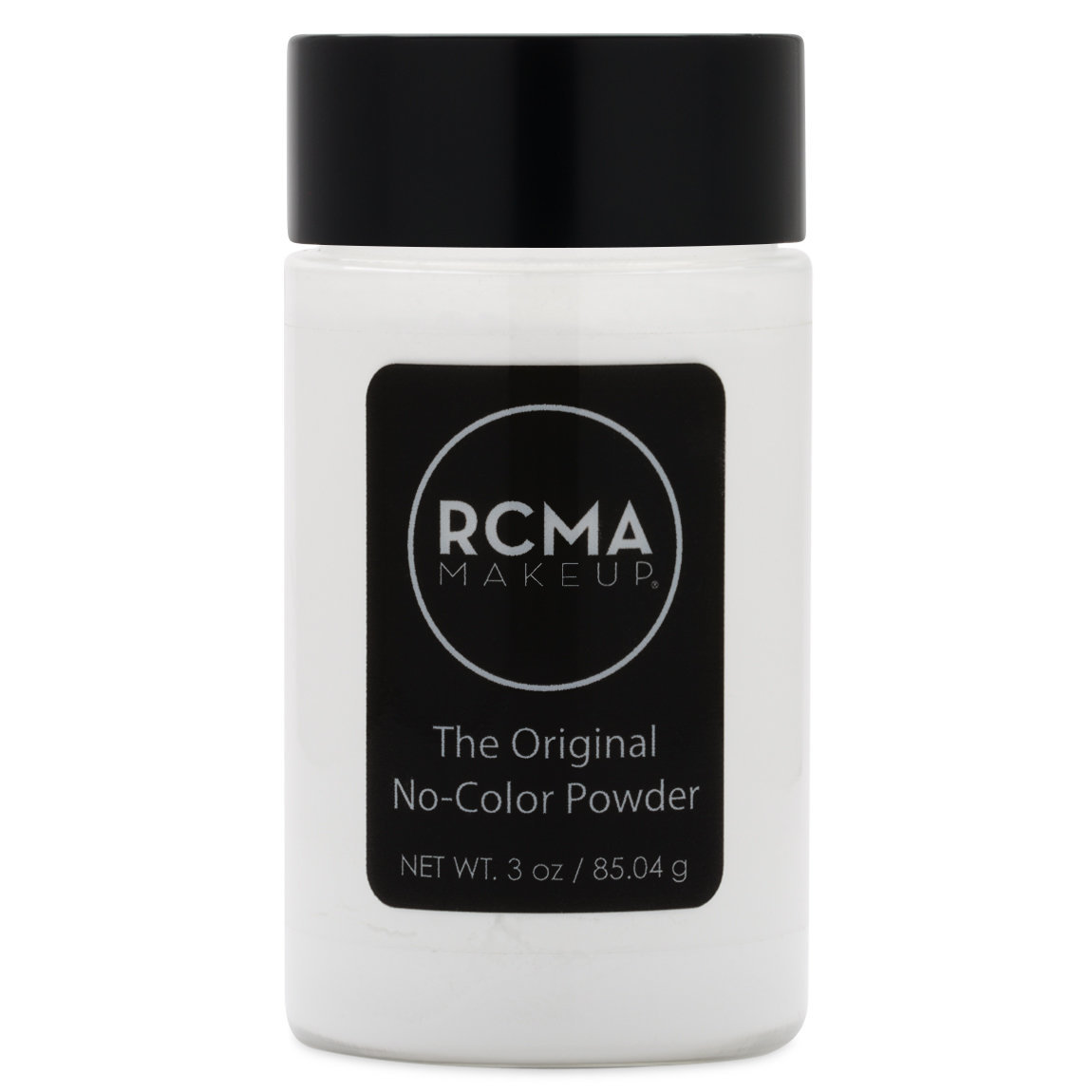 RCMA Makeup No Color Powder 3 oz alternative view 1 - product swatch.