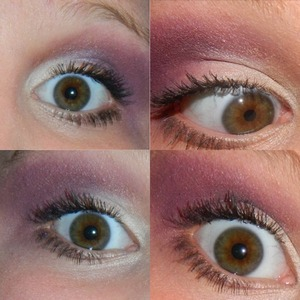 Just did some simple purple makeup 💜