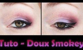 [Tuto Makeup] Doux Smokey
