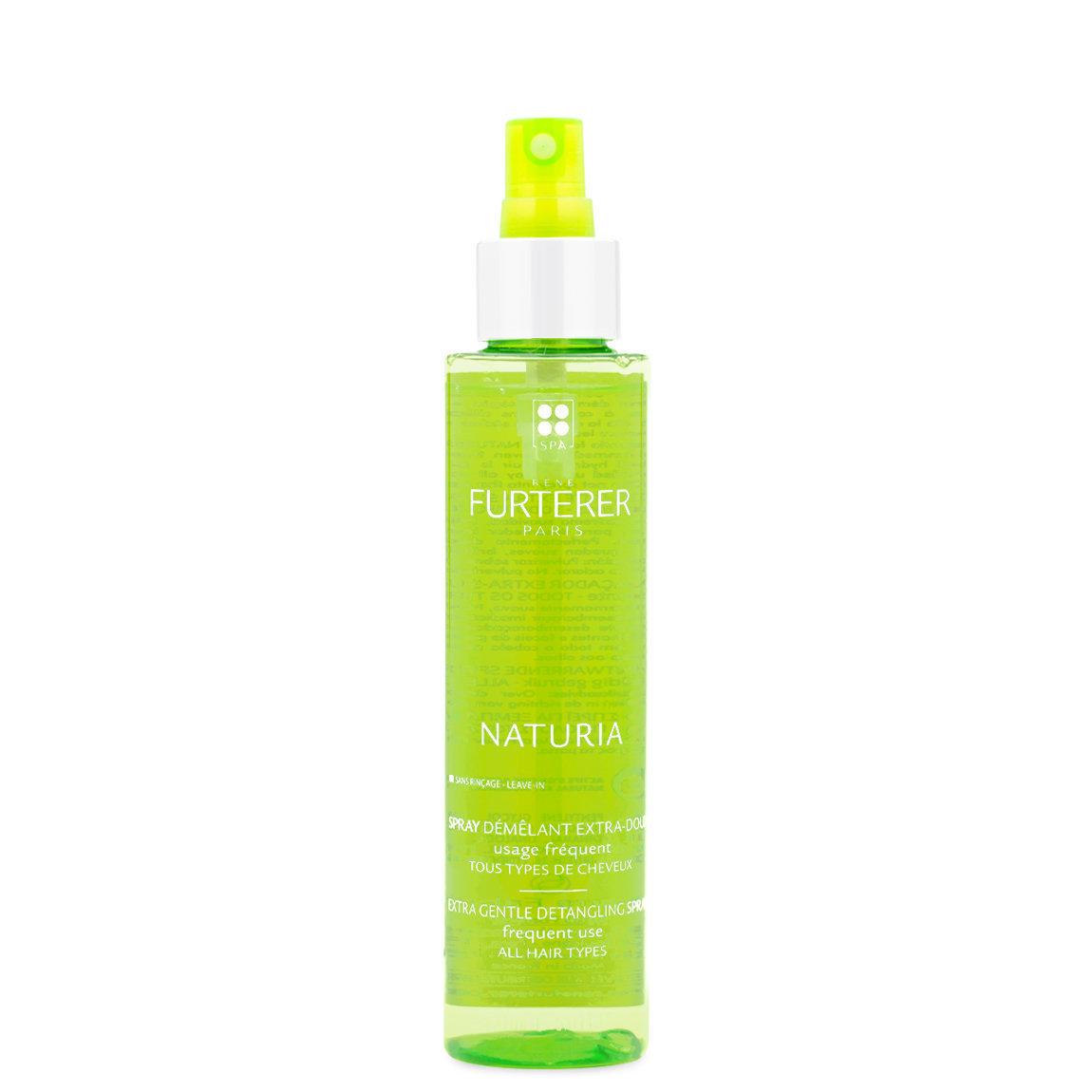Rene Furterer Naturia Detangling Spray product swatch.