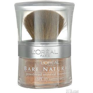 L'Oréal Bare Naturale Powdered Mineral Foundation SPF 19