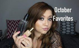 October Favorites 2014| JulietaAMacias