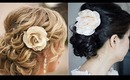 Simple Spring Bridal/Prom Updo Tutorial
