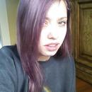 Freshly dyed