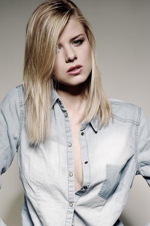 Model Marianne Grievink