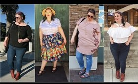 Plus Size Lookbook Spring 2017 | PLUS SIZE FASHION | Vintageortacky