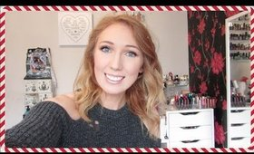 Vlogmas: Putting Up My Christmas Tree & Christmas Decoration Haul!