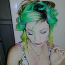 American Chic Up do