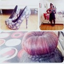 Bun Braid and Pumps