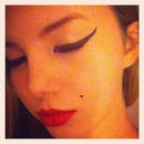 Mariylin Monroe Dramatic Makeup