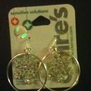 Sparkly Snowflake Earrings! ❄❄
