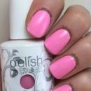 Gelish Look At You, Pink-Anchu!