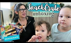 $1 SNACK CRATE?! | Vlogmas 2018