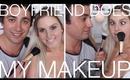 Boyfriend Does My Makeup! ♡ Shaaanxo