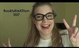 Let's Attempt To Read | Booktube-A-Thon 2017 TBR