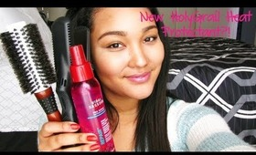 NEW HolyGrail Heat Protectant?! Girl, Yes! | By: Kalei Lagunero
