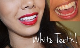 ♥ What I use to keep my teeth very white ♥