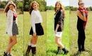 Fall Fashion Inspiration Lookbook
