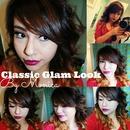 Classic Glam Look