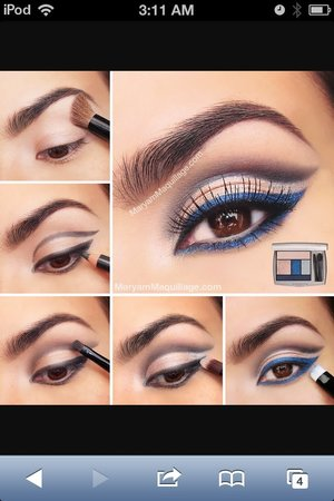 Prom Makeup For Royal Blue Dress Beautylish
