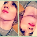 Phat red lips ;P