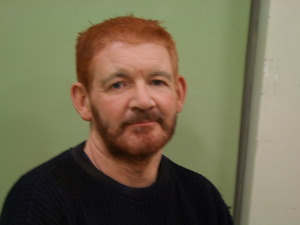 """A character from a play by """"In Bruges"""" writer Martin Mc Donagh in The Cripple of Inishmann."""