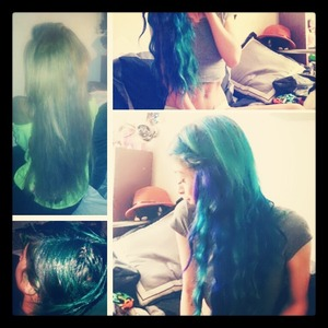 this is my hair story what's yours ?<3 Any questions just ask :D