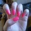 Pink Nails<3