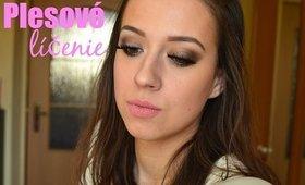 Plesové líčenie  | XoxoPatty Makeup