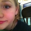 first winged eyeliner