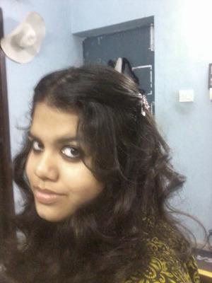 I luv d way my hair looks :)