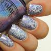 Holographic Swirls