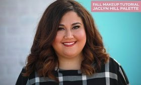 Fall Makeup Tutorial Feat. The Jaclyn Hill Palette | Meagan Aguayo