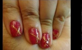 Easy Present Nails