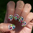 Neon Leopard :)