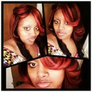 HoTT AZ Fire Sew in with invisible part