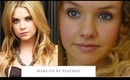 Pretty Little Liars: Hanna Marin inspired makeup tutorial