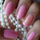 Tip my gold finger Pink