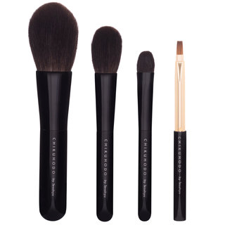 CHIKUHODO Z Series 4-Piece Brush Set