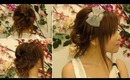 Romantic Soft Updo