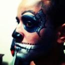 Sugar Skull Inspired