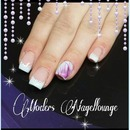nails with feather