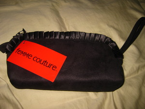 This was a free gift for purchasing femme couture products
